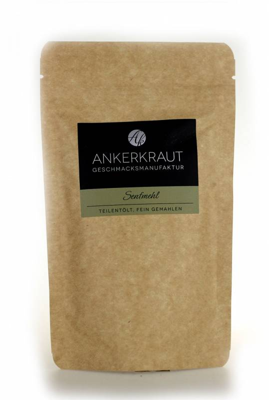 Ankerkraut Senfmehl, 100 g Tüte