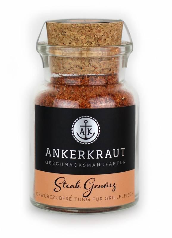 Ankerkraut Steak Gewürz, 100 g Glas