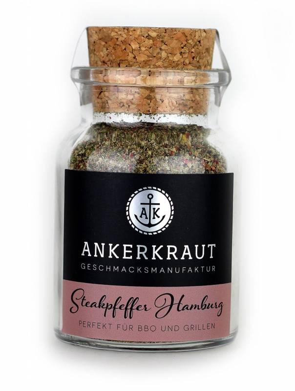 Ankerkraut Steakpfeffer Hamburg, 80 g Glas