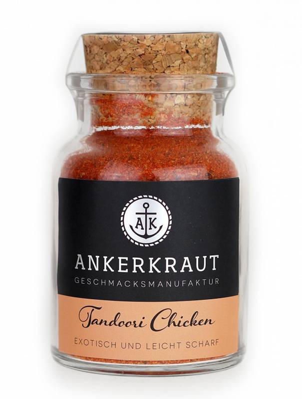 Ankerkraut Tandoori Chicken, 90 g Glas
