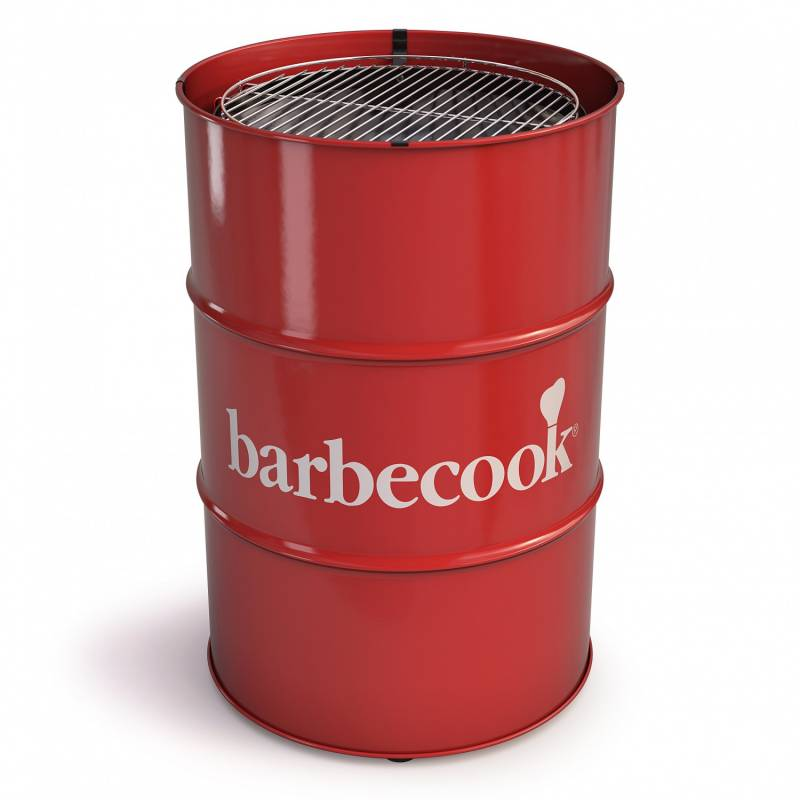 Barbecook Grilltonne Edson red