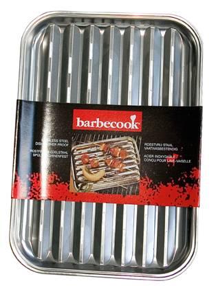 Barbecook Zubehör: Edelstahl Grillschale