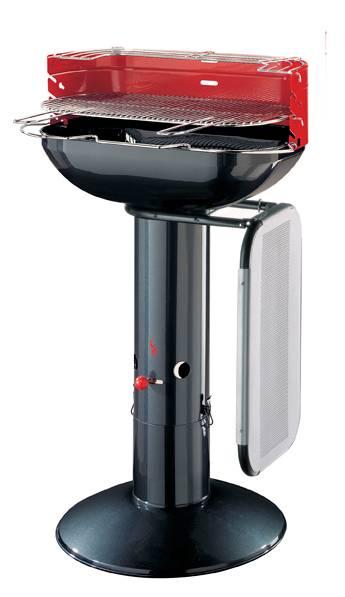 Barbecook Zubehör: Barbecook Butler - Tisch für Kohlegrills