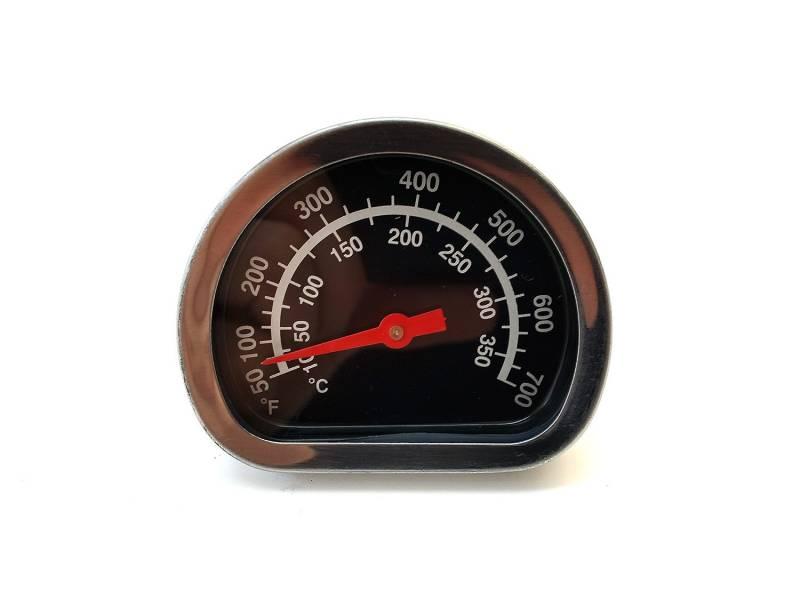 Broil King Ersatzteil: Thermometer halbrund, groß