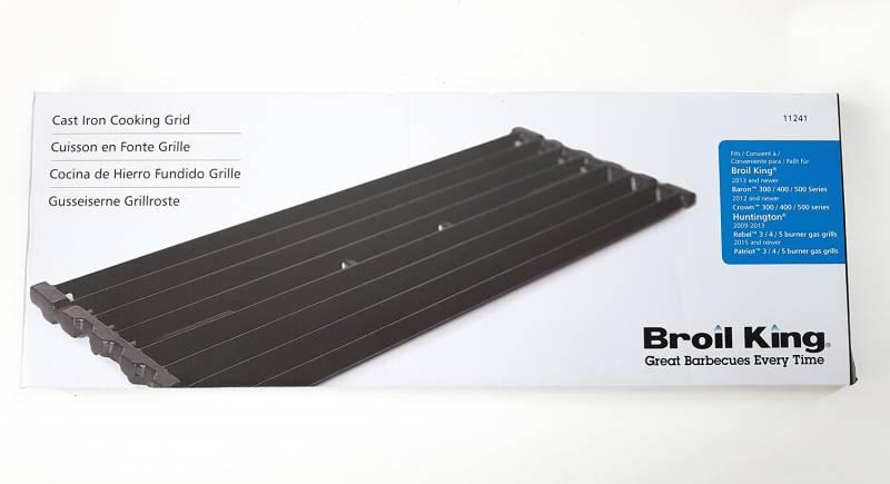 Broil King Ersatzteil: Gussrost Baron 11241 - 1 Stück