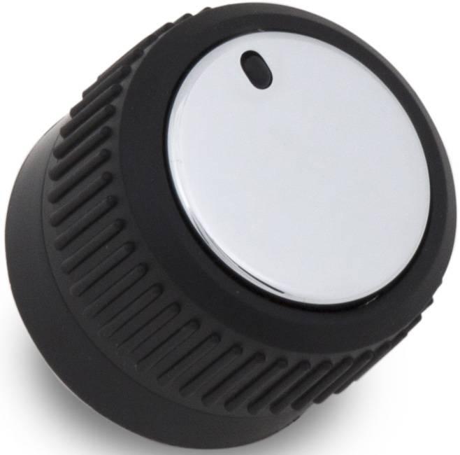 Broil King Ersatzteil: Kontrollknopf groß, schwarz (= 22001-768 ) - 1 Stück