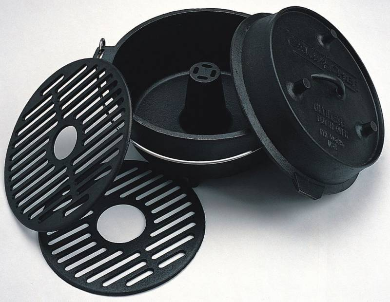 """Camp Chef 14"""" Ultimate Dutch Oven Set"""