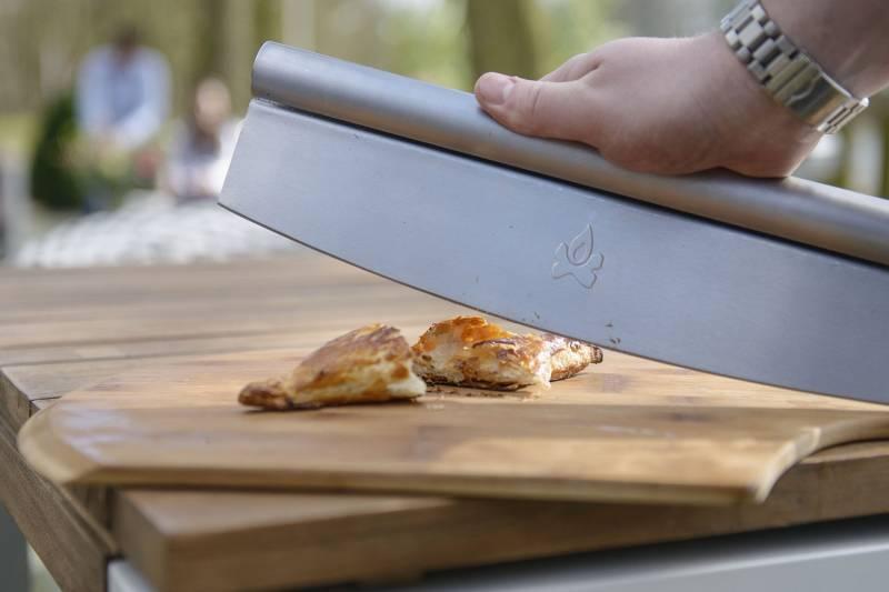 Camp Chef Edelstahl Pizzaschneider