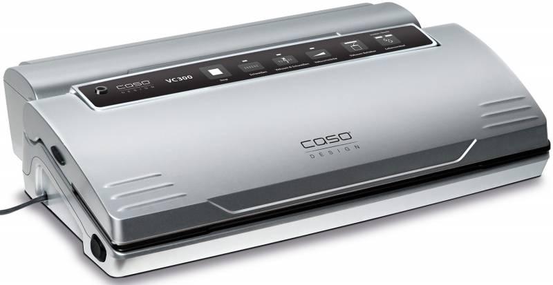 CASO VC300 Pro Vakuumierer - mit Folienrollenbox