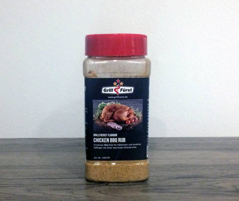 Chicken BBQ Rub 280g