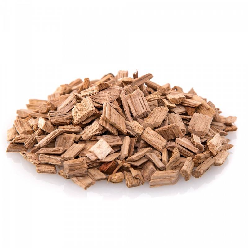 Axtschlag Räucherchips (Wood Chips) - Whisky Oak / Whisky Eiche 1kg