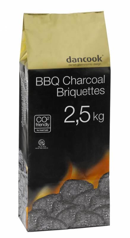 Dancoal Grillbriketts / Briketts 2,5 KG
