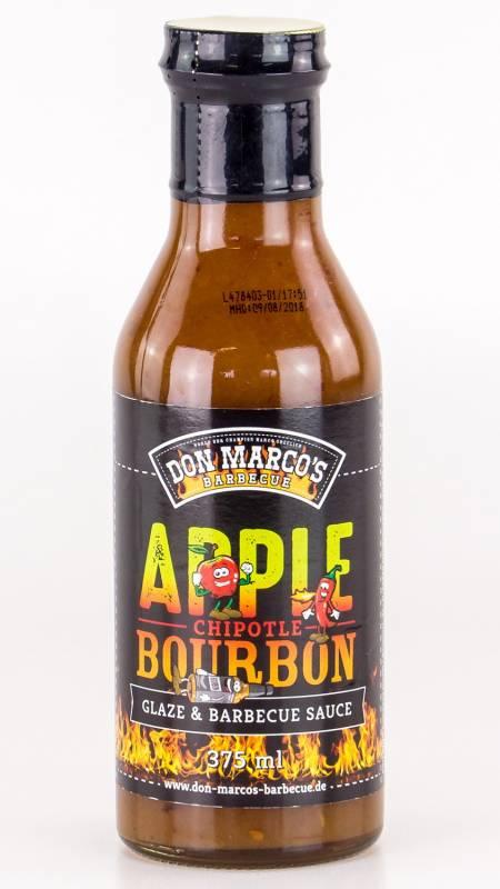 Don Marco`s Apple / Chipotle / Bourbon Glaze & BBQ Sauce