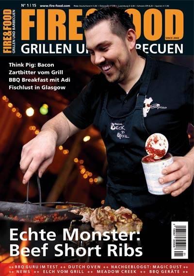 Fire & Food 1/15: Echte Monster: Beef Short Ribs