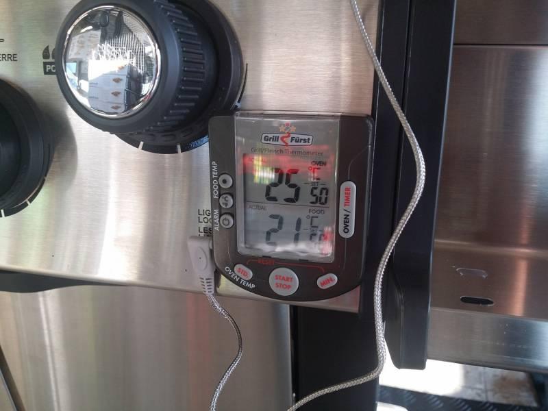 Grillthermometer BBQCheck Duo+