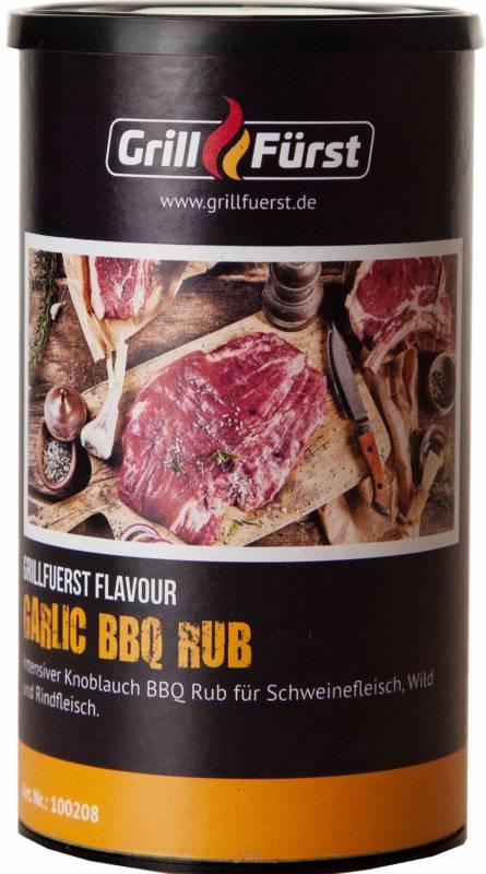 Grillfürst Garlic BBQ Rub im 380g Streuer
