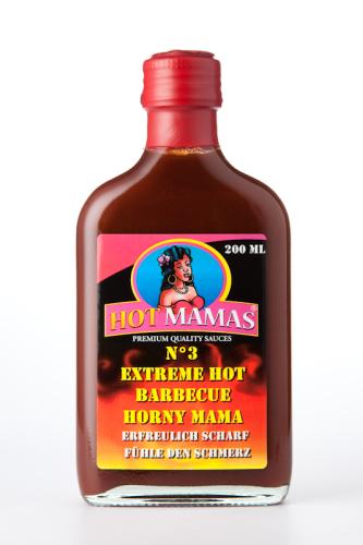 Hot Mamas N°3 - Extreme Hot Barbecue Horny Mama