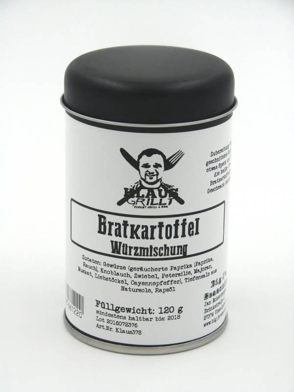 Bratkartoffel 120 g Streuer by Klaus grillt