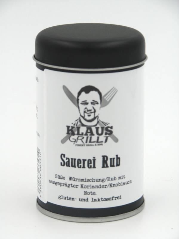 Sauerei 120 g Streuer by Klaus grillt