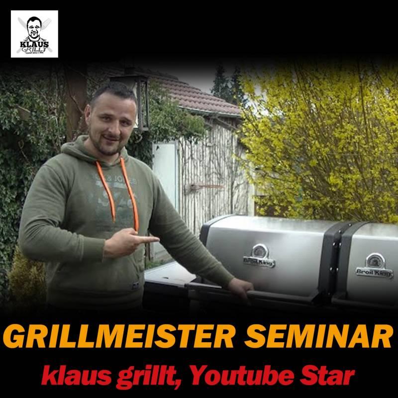Klaus grillt - Das Beste vom Youtube Kanal 20.04.18, 17 Uhr, Bad Hersfeld