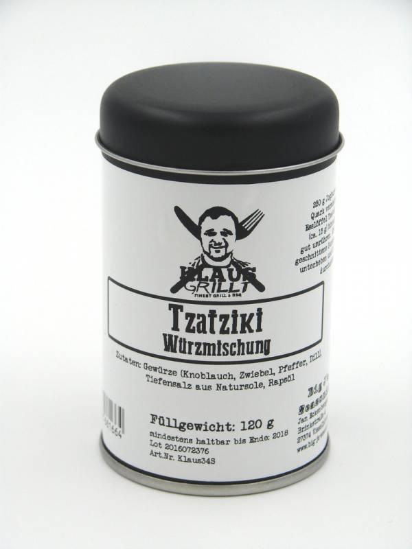 Tzatziki 120 g Streuer by Klaus grillt
