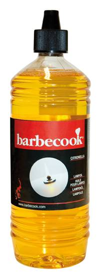 Barbecook Zubehör: Barbecook Lampenöl Citronella
