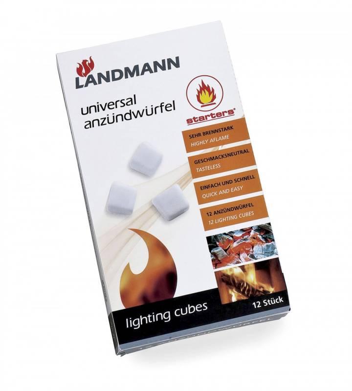 Landmann Zubehör: Starterset Zündwürfel 12 St. 0141