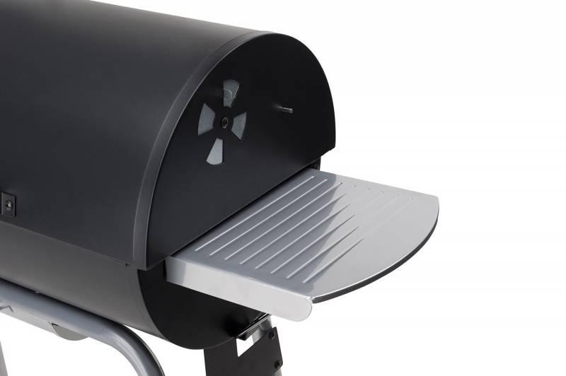 Landmann black taurus mit Gussrosten - Abverkauf
