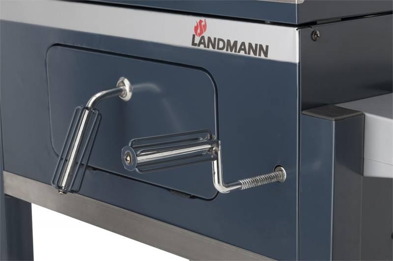 Landmann Dorado Holzkohlegrillwagen 31400-9 - B-Ware