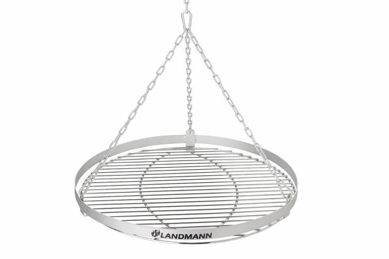 Landmann Holzkohlegrill: geos Schwenkgrill 11064