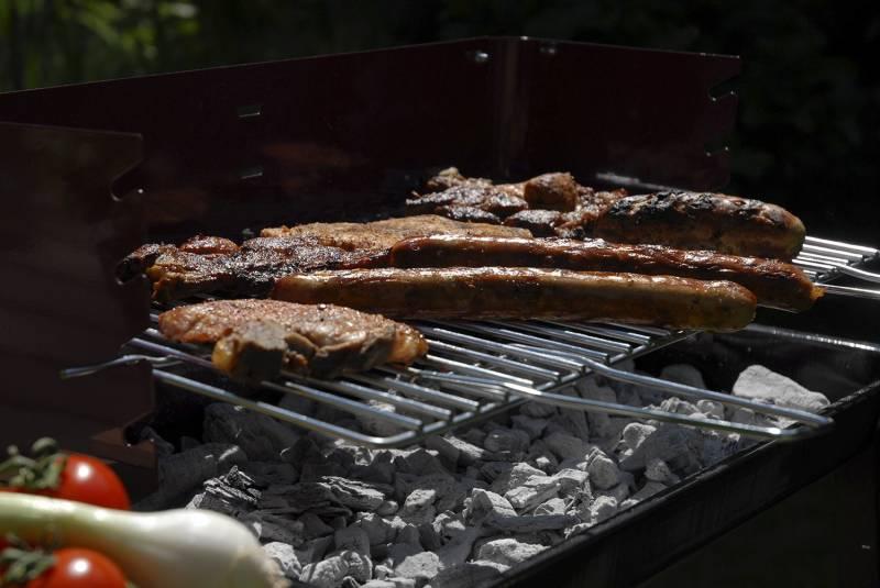 Grill Chef Grillwagen 0566 - Abverkauf