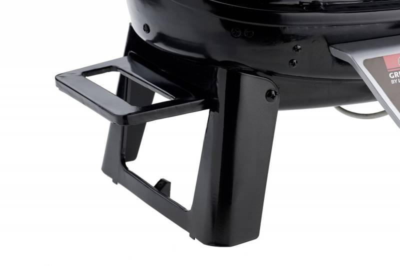 Landmann Grill Chef Gasgrill portabel schwarz B-Ware