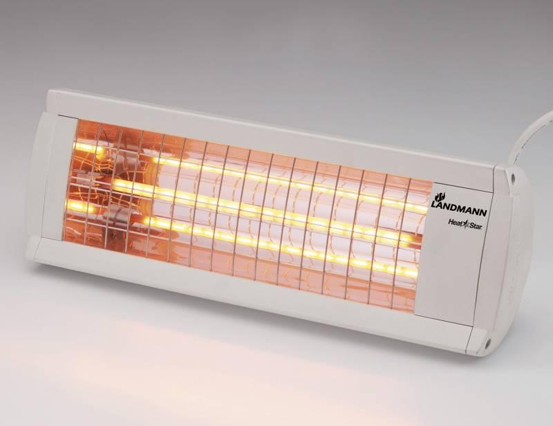 Landmann Infrarot-Elektro-Strahler Heat Star 12029 - Abverkauf