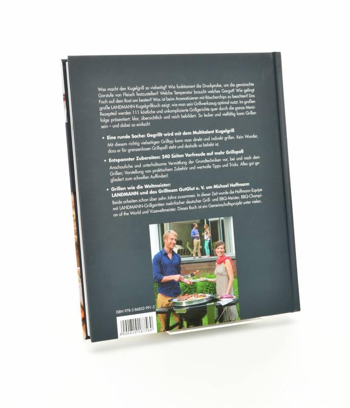Das große Landmann Kugelgrill Buch