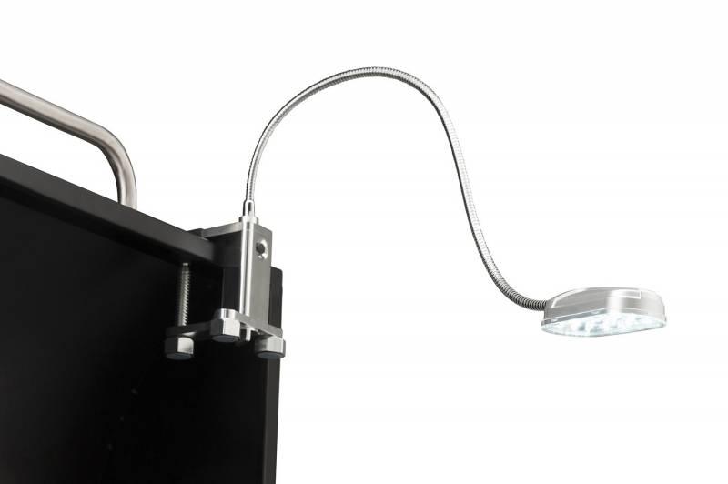 Landmann LED Leuchte mit Schraub- und Magnetbefestigung - Abverkauf