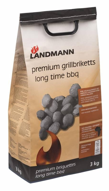 Landmann Premium Grillbriketts - Abverkauf