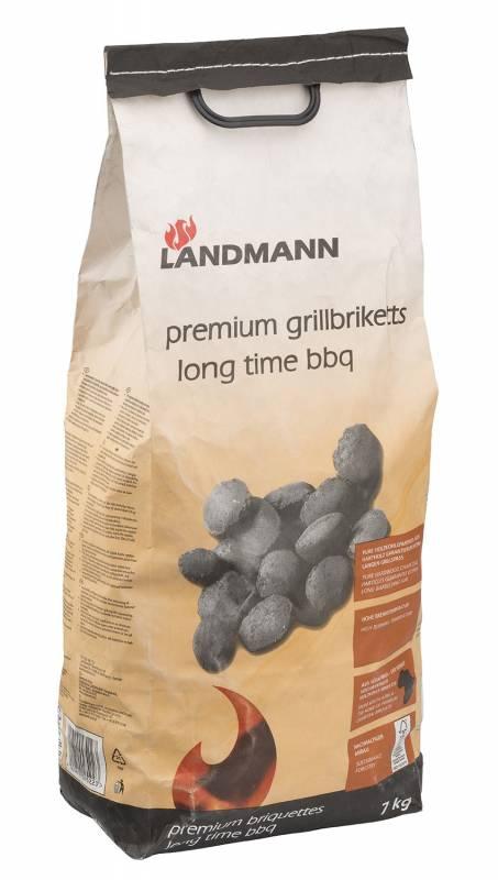 Landmann Premium - Grillbriketts 7 Kg - Abverkauf