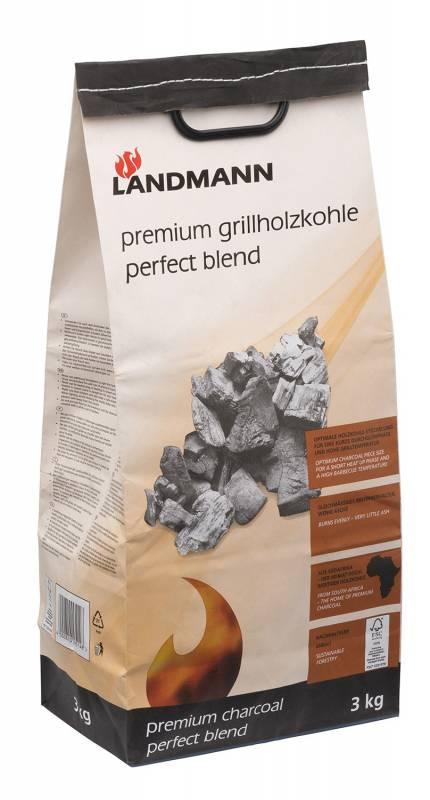 Landmann Premium - Grillholzkohle 3 Kg - Abverkauf