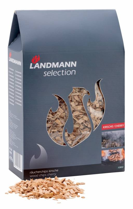 Landmann Selection Räucherchips Kirsche