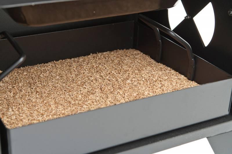 Landmann Zubehör: Räucherspäne 1kg Buchenholz 13950  - Abverkauf