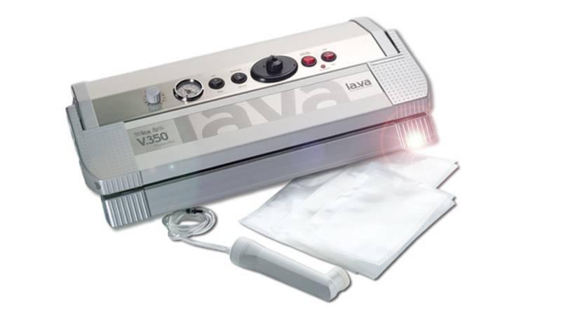 Lava Vakuumierer V.350 Premium inkl. Starterset 2