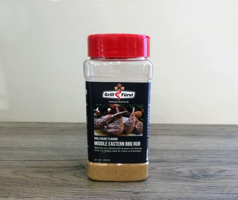Middle Eastern BBQ Rub 300g