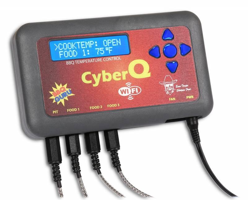 Monolith CyberQ Wifi Ceramic Set inkl. Adapter für Monolith Junior