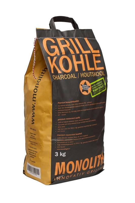 Monolith Grillkohle 3 kg