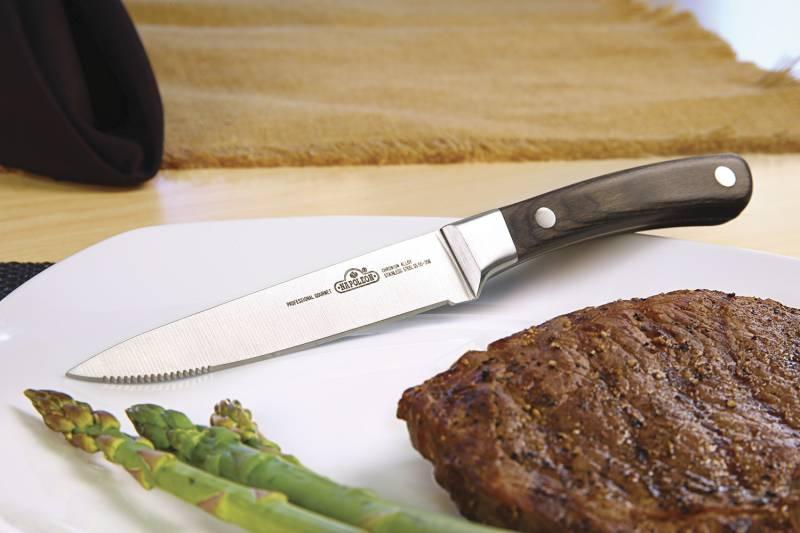 Napoleon Wellenschliff Steak Messer