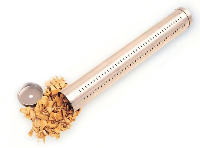 Napoleon Smoker pipe Edelstahl