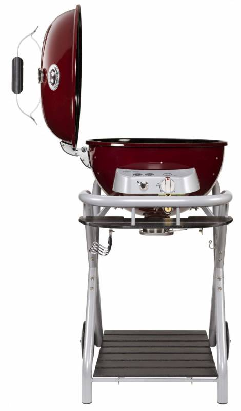 Outdoorchef Gas Kugelgrill: Ambri 480 G Ruby