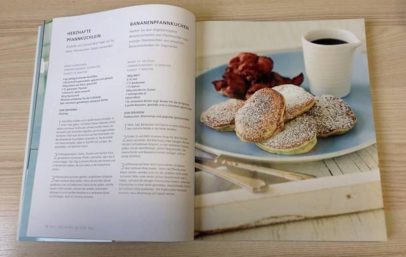Kochen mit der Outdoorküche