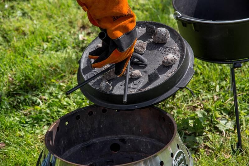 Petromax Deckelständer pro-ft Dutch Oven Zubehör