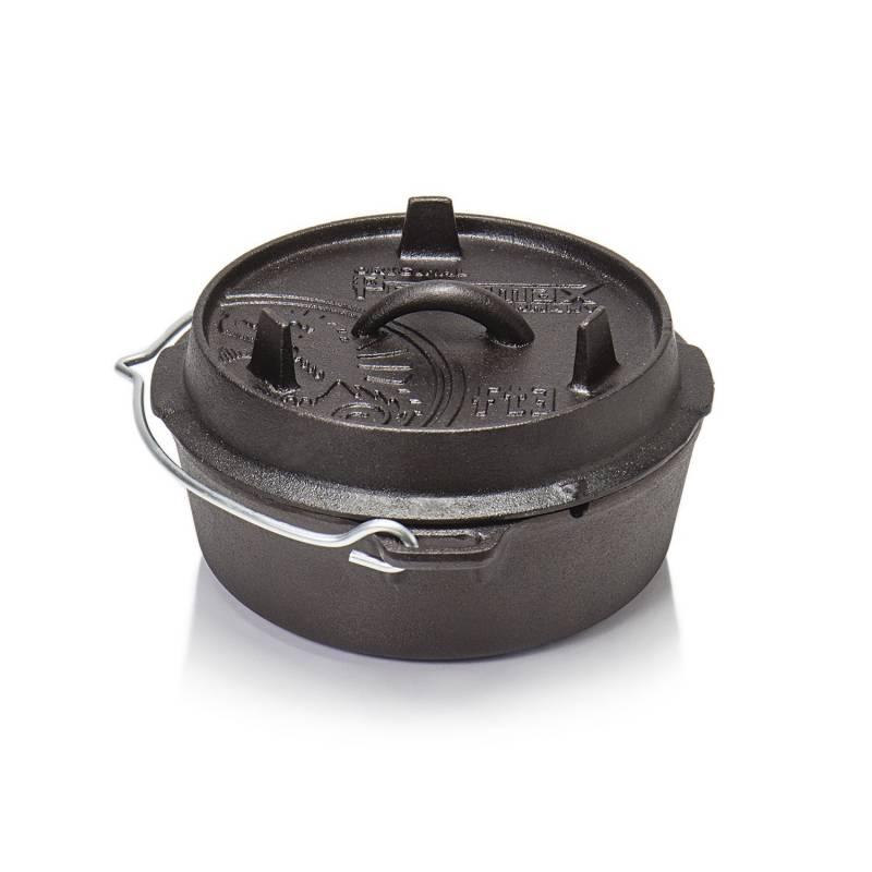 Petromax Feuertopf 1,8 Liter Dutch Oven - ohne Füße